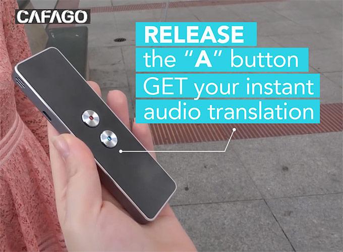 Muama Instant Translator